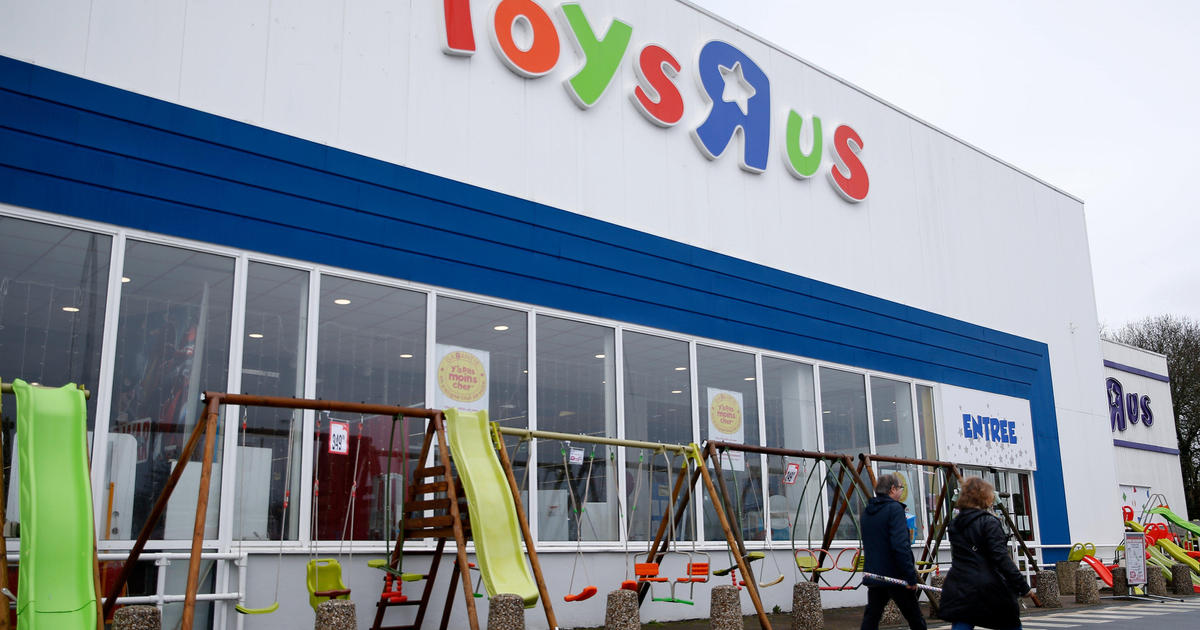 """Toys """"R"""" Us La Federación"""